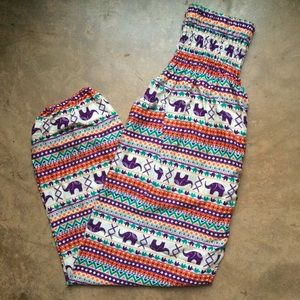 Pants - Thai Elephant Harem Gypsy Pants
